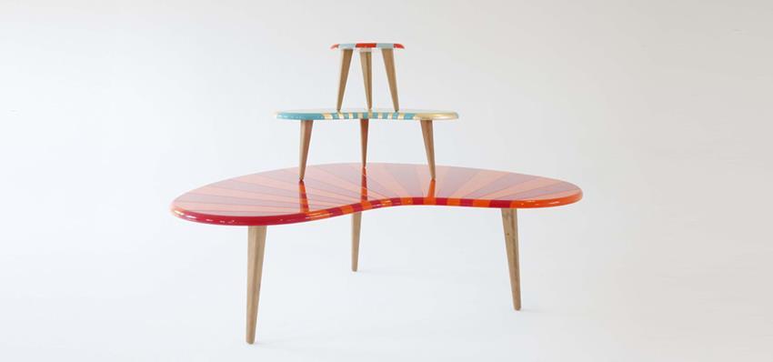 Miss Understood Tables by Tcherassi Vilató