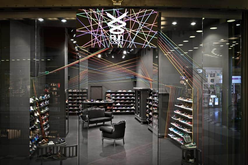 new balance sneaker store
