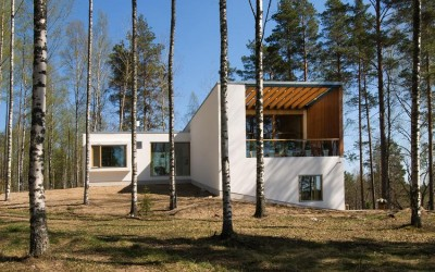 Villa Sarvilahti by K2S Architects