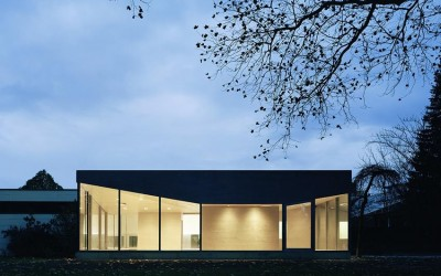 Fried Pavilion by Amunt Architekten Martenson und Nagel Theissen