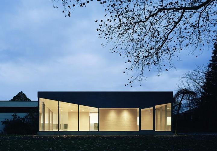 Fried Pavilion by Amunt Architekten Martenson und Nagel Theissen
