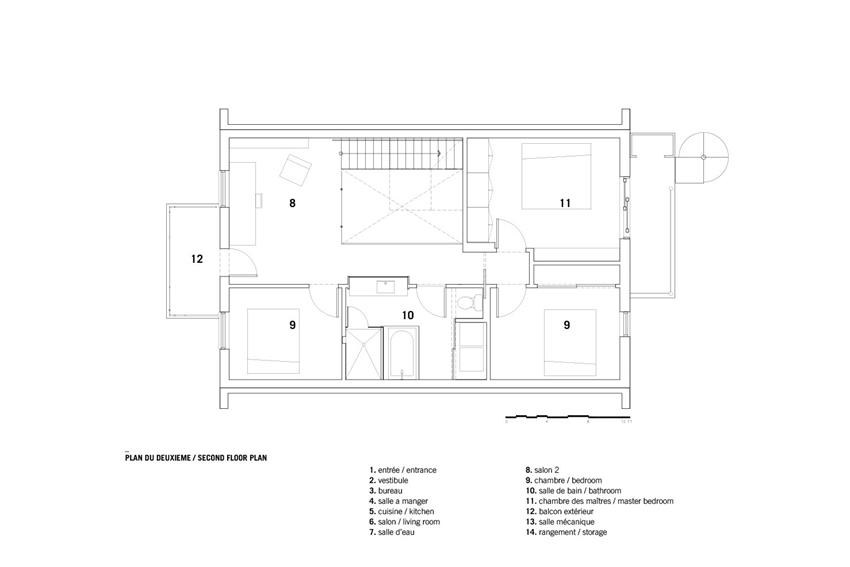 Lajeunesse Residence Renovation by Naturehumaine