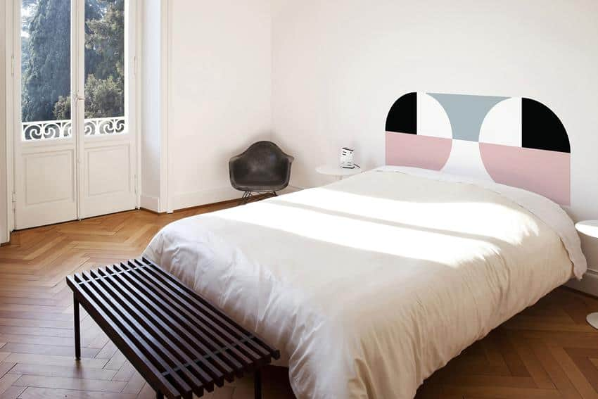 Scandinavian Headboards By Marie Pier Guilmain And Maud