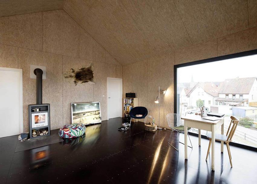 House Unimog by Fabian Evers Architecture & Wezel Architektur