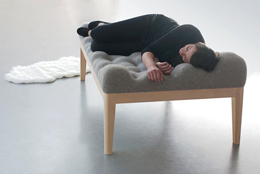 Kulle Daybed by Stefanie Schissler