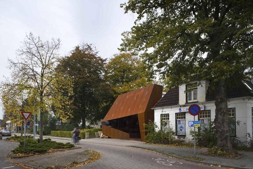 Orangerock by Möhn and Bouman Architects