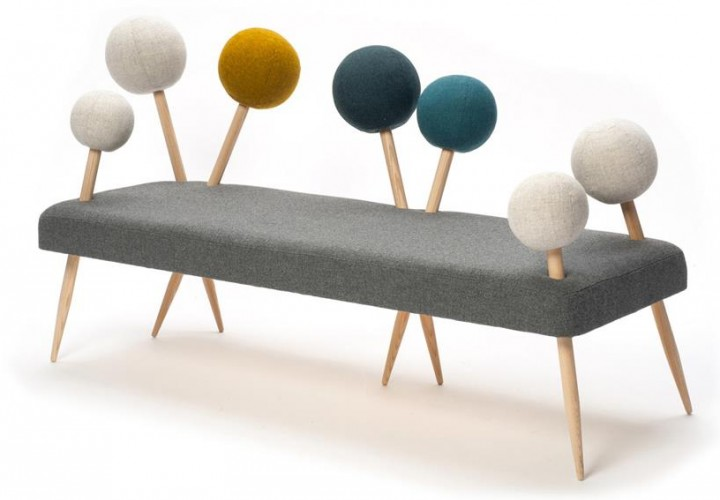 Pinsofa 1 Creative Seating Furniture by Demeter Fogarasi