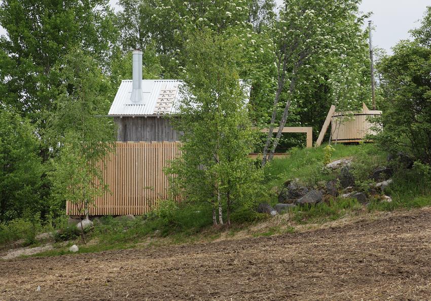 Sauna Tonttu by Lassila Hirvilammi Architects
