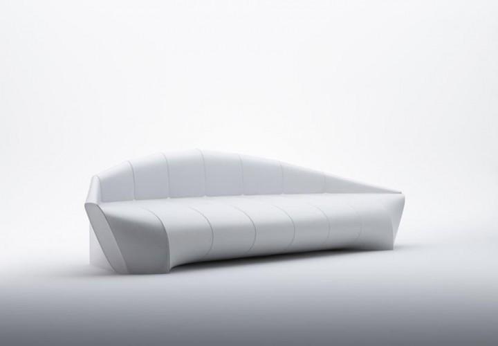 Zeppelin Sofa by Aleksandr Mukomelov