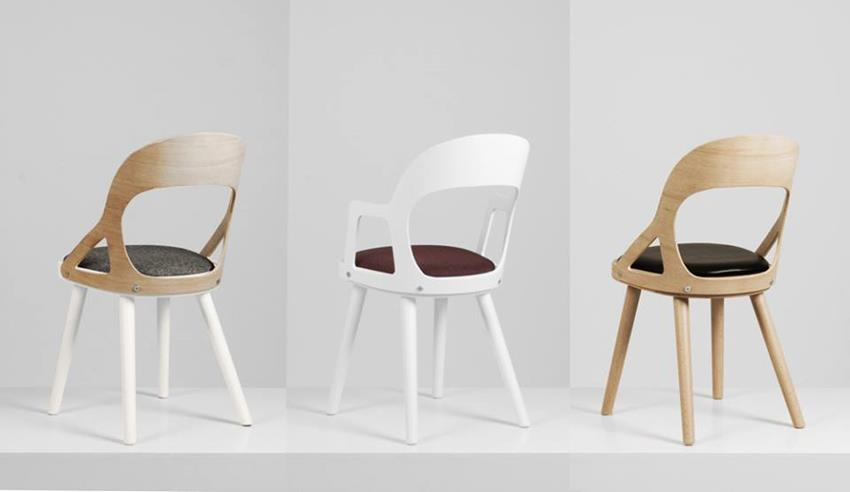 Colibri Chair by Markus Johansson for HansK