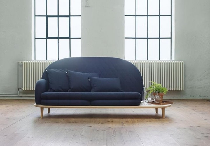 Rise Sofa by Note Design Studio for Fogia