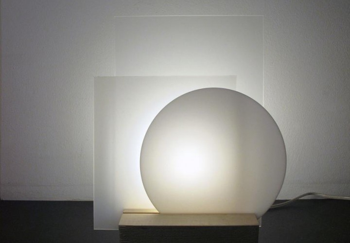 Screens Lamp by Marc Th. van der Voorn