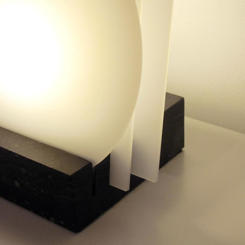 Screens Lamp By Marc Th Van Der Voorn