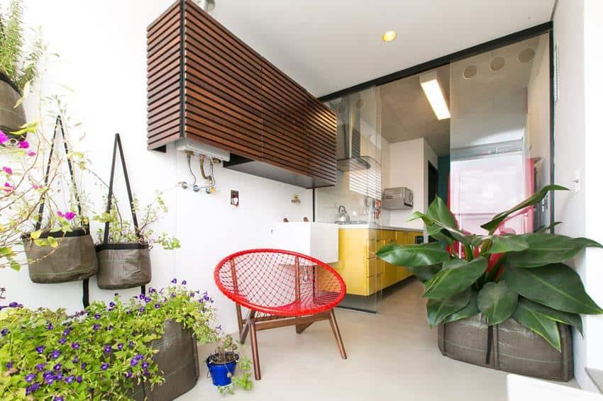 Apartamento Panamby by DT estúdio arquitetura