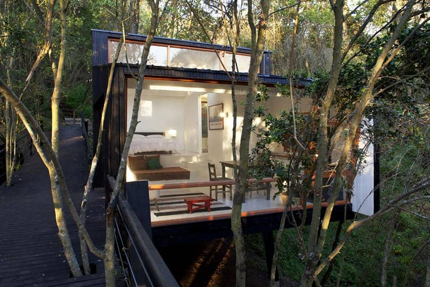 Quebrada House by UNarquitectura