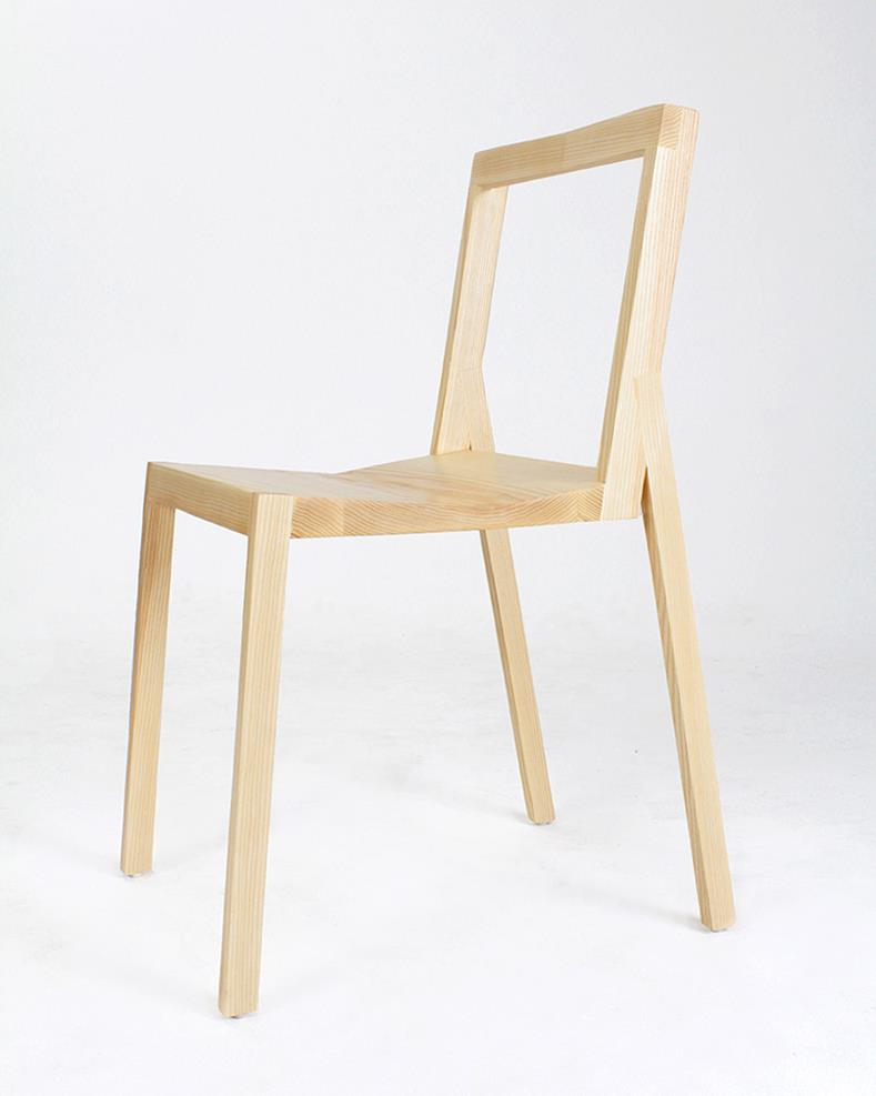 Split Chair by Roni Shalmon