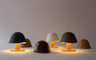 Mush Lamp by Garay Studio