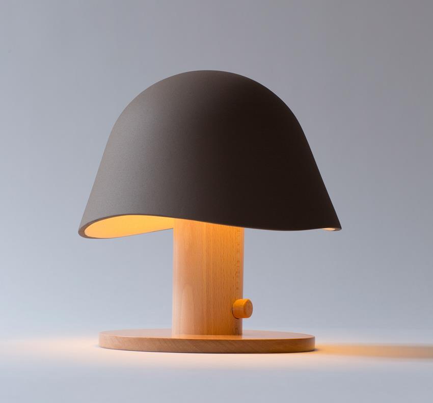 Mush Lamp by Garay Studio
