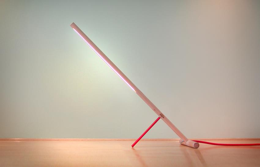 Peg Lamp by Gagan Design