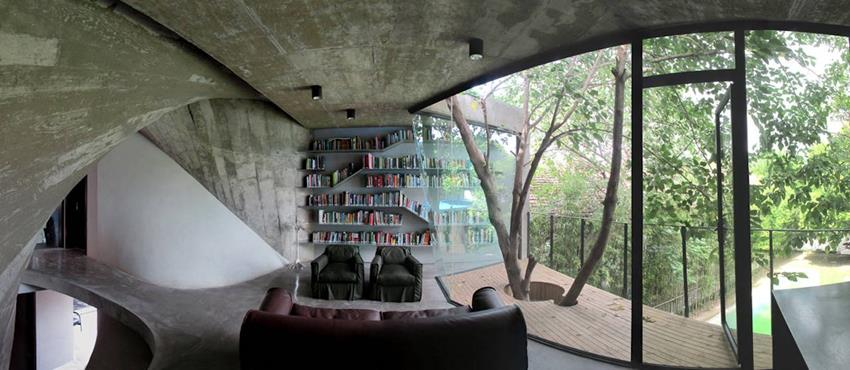 The Tea House by Archi-Union Architects