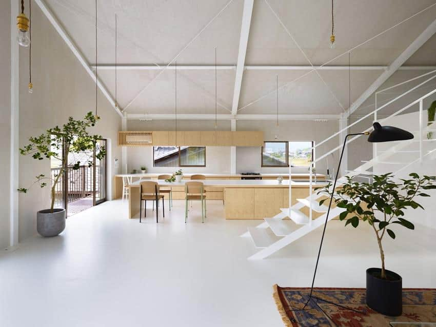 House in Yoro by Airhouse Design Office