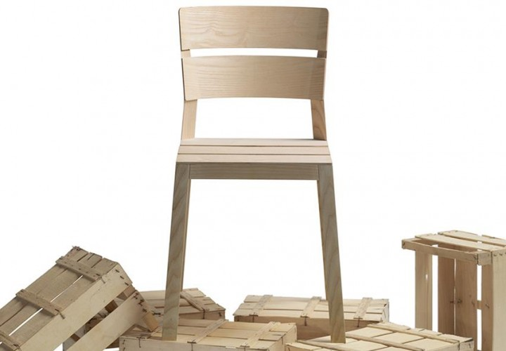Satsuma Chair by Läufer + Keichel