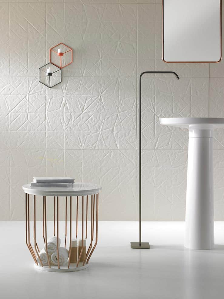 Bowl Bathroom Collection by Arik Levy for Inbani