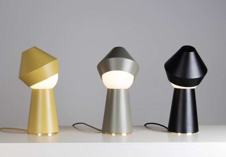Hello Dude Lamp by Markus Johansson