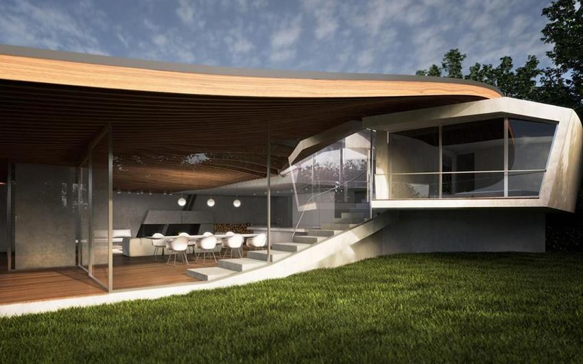 House Birkensee by Labvert