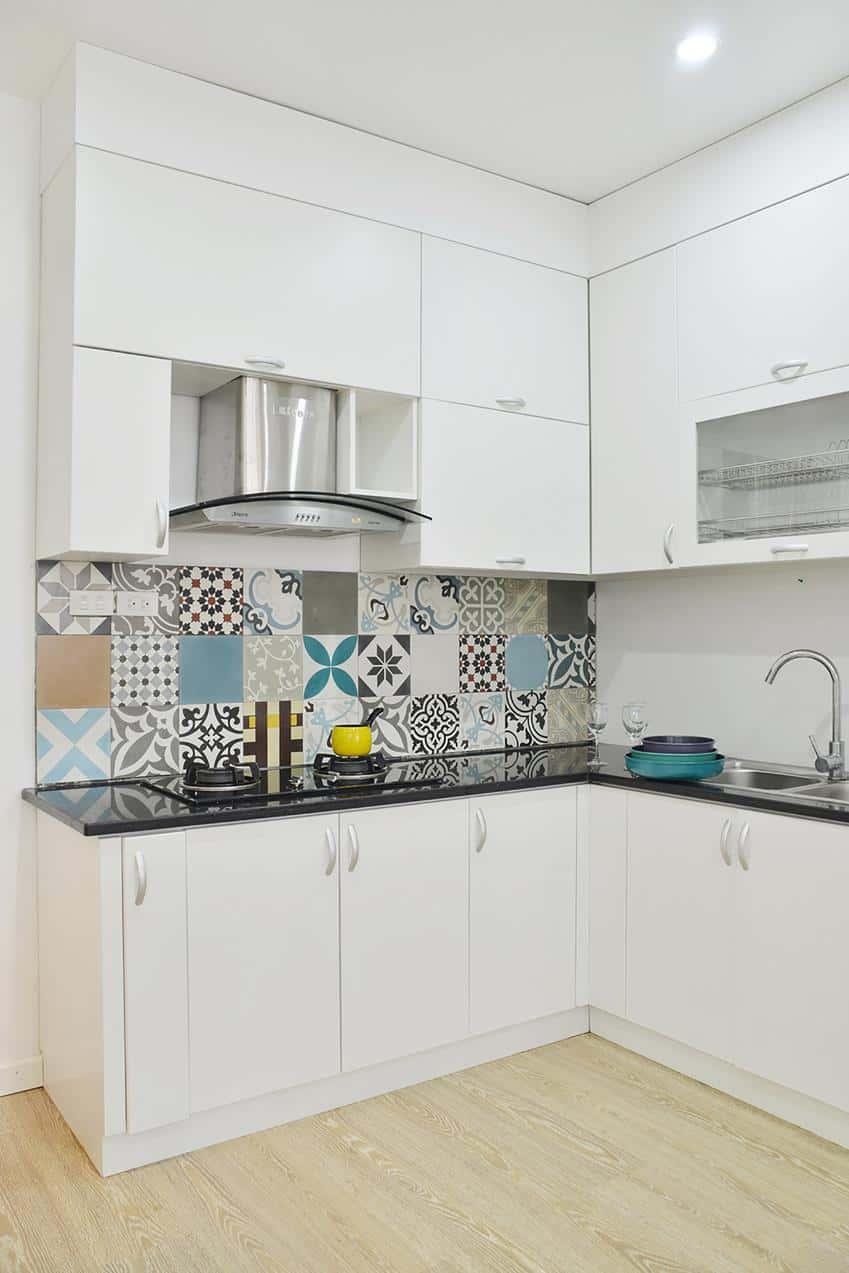 HT Apartment Renovation by Landmak Architecture