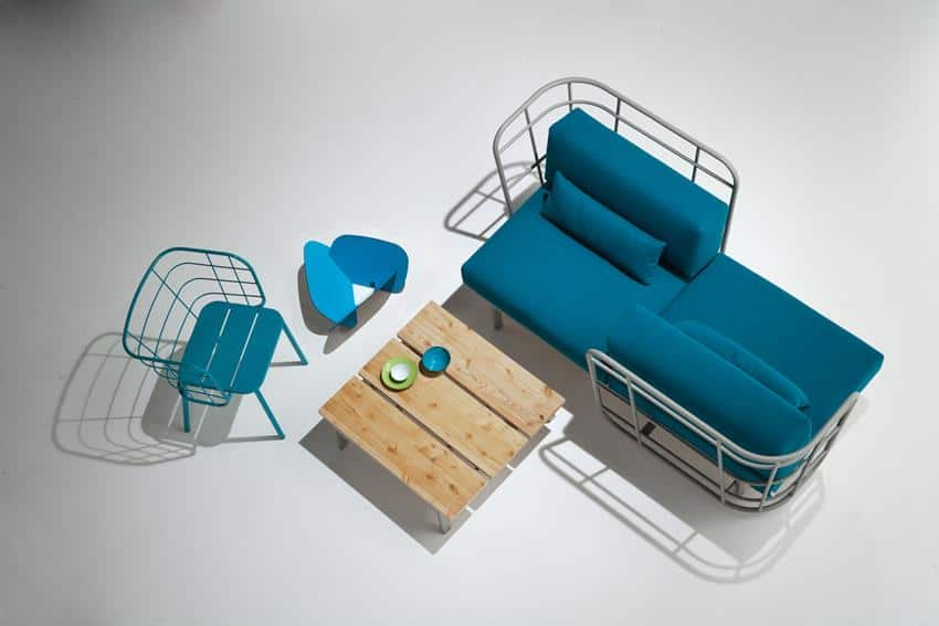 Jujube Furniture Collection by 4P1B Design Studio