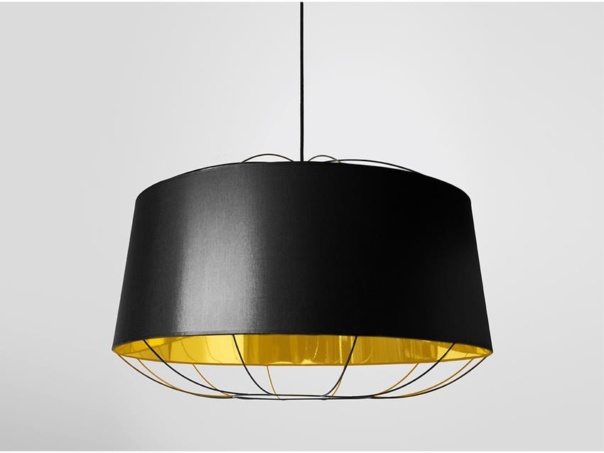 lanterna pendant lamp by sam baron for petite friture. Black Bedroom Furniture Sets. Home Design Ideas