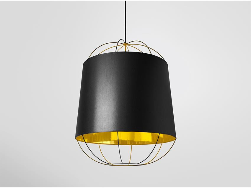 Lanterna Pendant Lamp by Sam Baron for Petite Friture