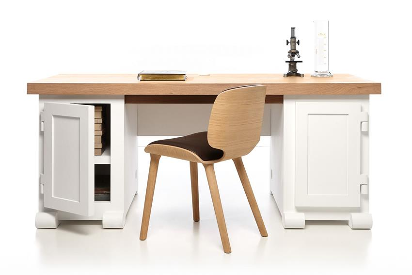 Paper Desk by Studio Job for Moooi