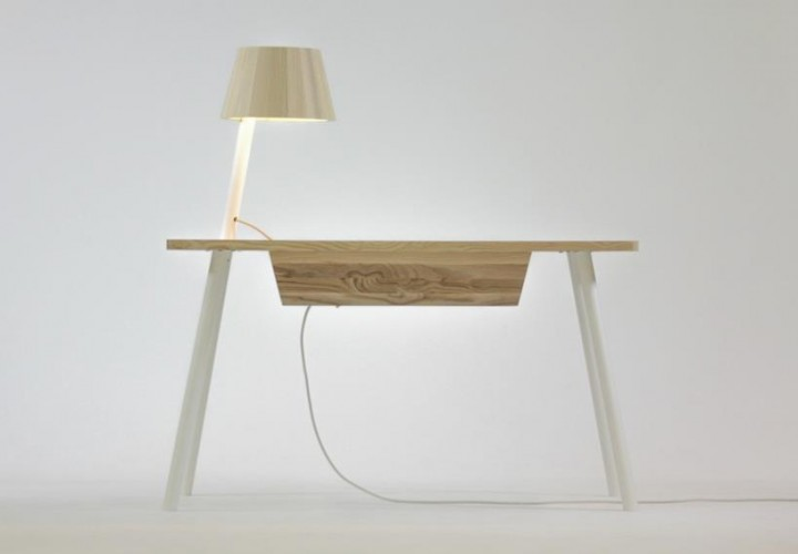 Ring Desk by Codalangi Design Studio