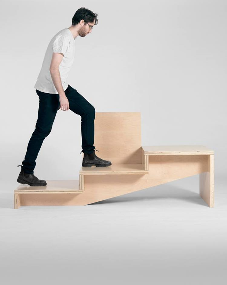 Steps by Geof Ramsay