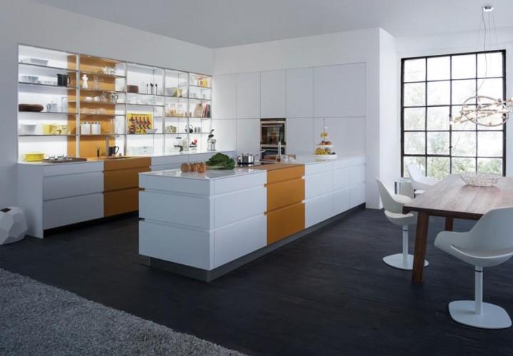 Tocco Kitchen Series by Leicht