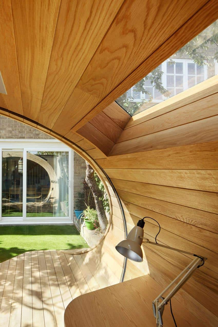 Shoffice Garden Pavilion By Platform 5 Architects