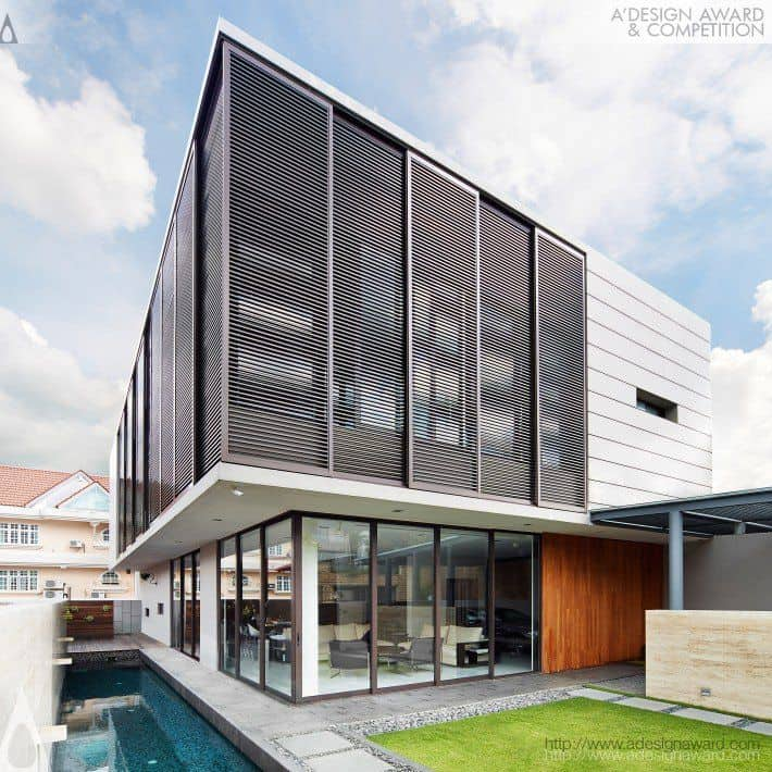 Winners Of A Architecture Design Award 2014