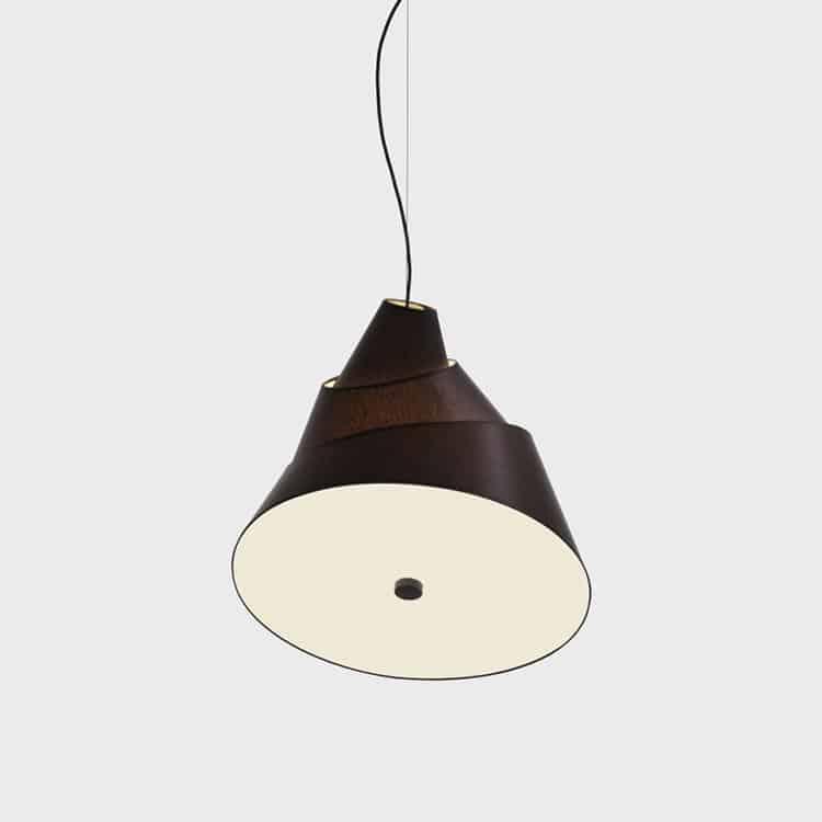 Babel Lamp by Fabien Dumas
