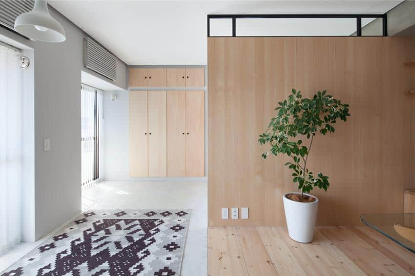 Fujigaoka M Apartment Renovation by Sinato