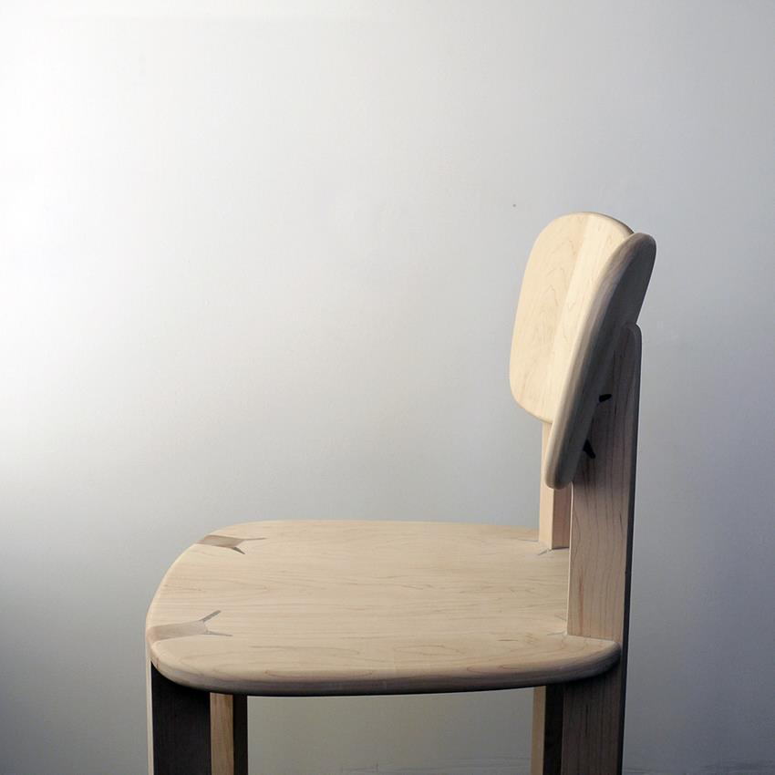 Rabbit Joint Chair by Harc Lee and Ryan Yoon