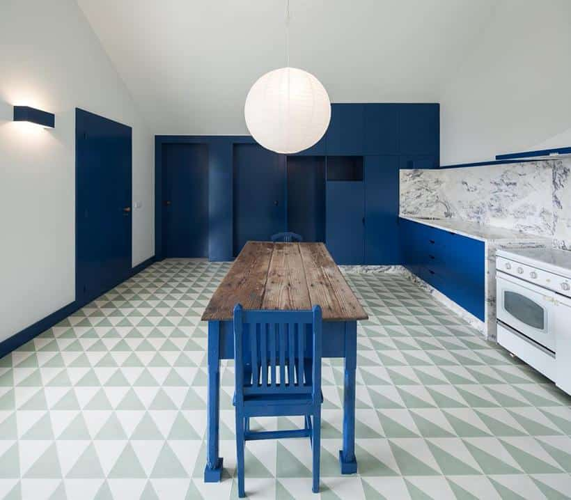 Casa dos Caseiros by SAMF Arquitectos