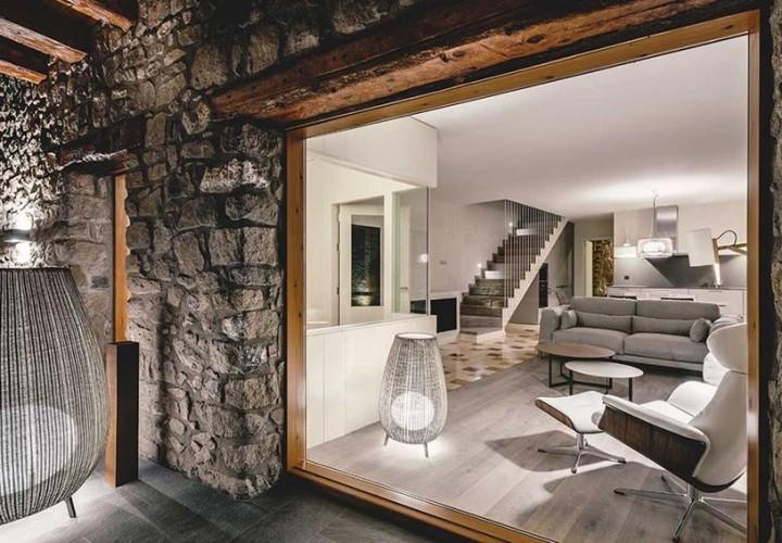 Rehabilitation in la Cerdanya by Dom Arquitectura