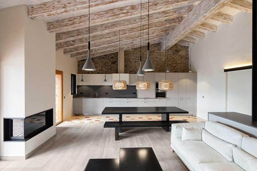 Rehabilitation in la Cerdanya by Dom Arquitectura