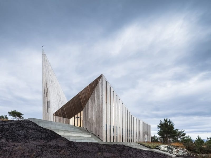 contemporary Norwegian church6