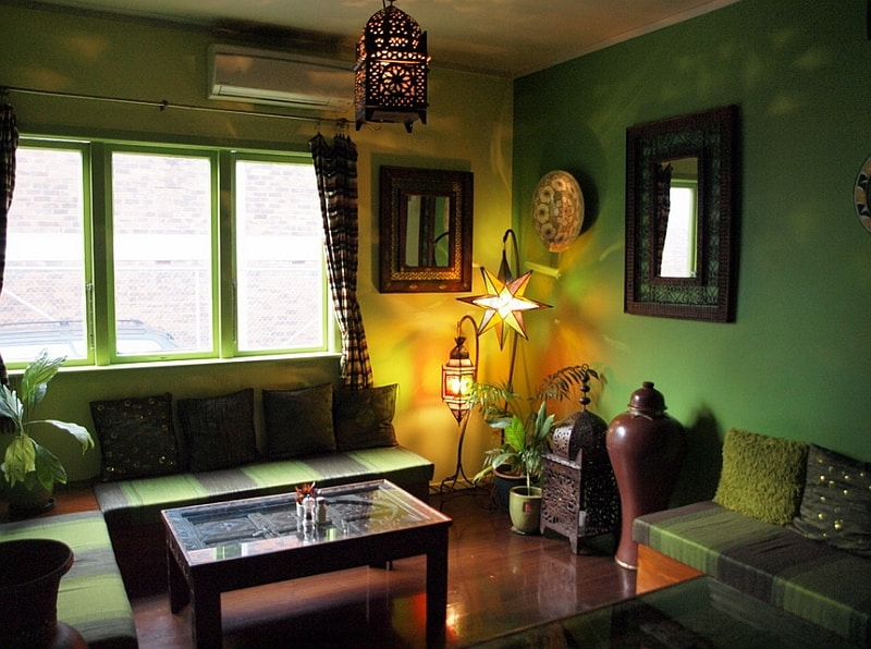Exotic Moroccan Living Rooms5