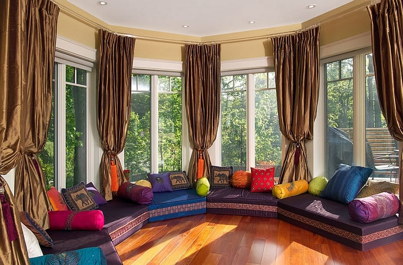 Exotic Moroccan Living Rooms6