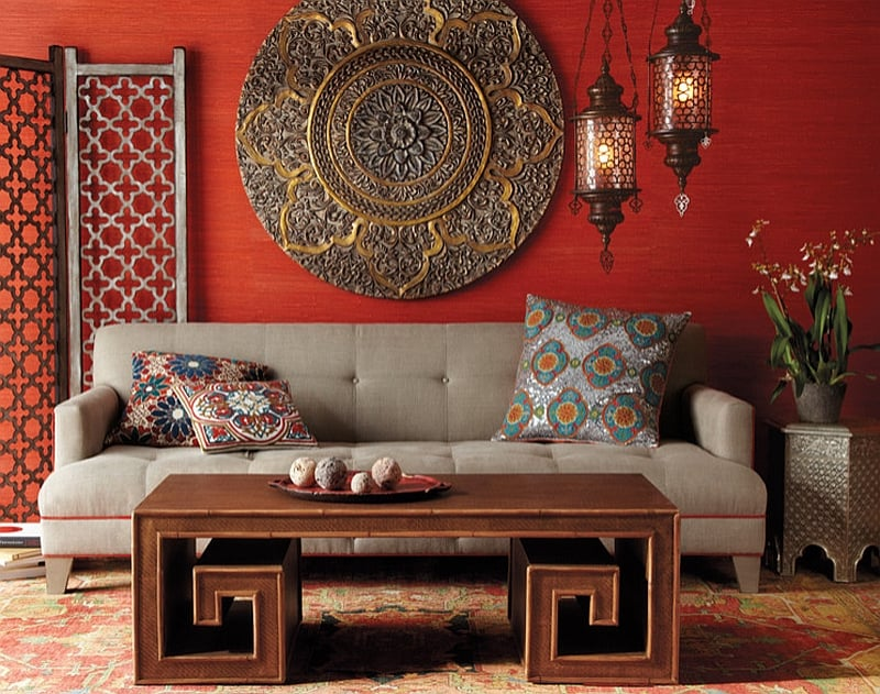Exotic Moroccan Living Rooms8