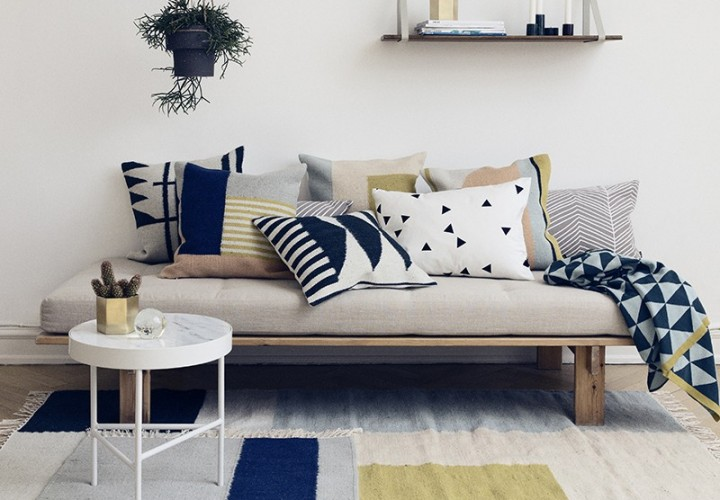 Contemporary Scandinavian decor by ferm Living